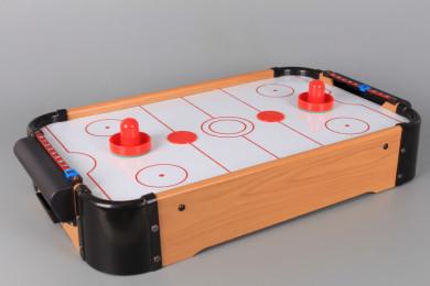 Въздушен хокей-дървен