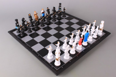Шах магнитен