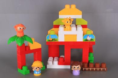 Конструктор къща-60 елемента