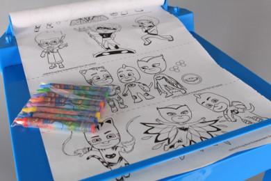 Маса за рисуване PJ MASKS