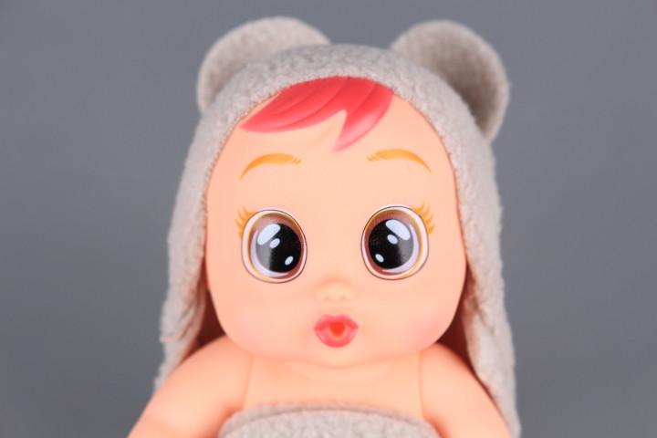 Бебе с легло - люлка