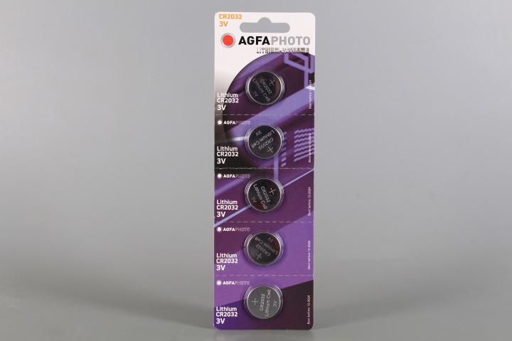 Батерия AGFAPHOTO CR2032 3V