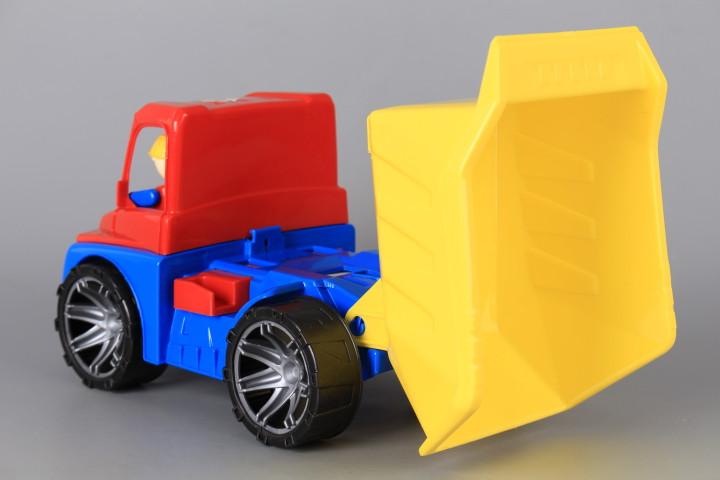 Камион самосвал - 28 см.