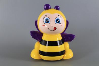 Музикална пчеличка със светлинни ефекти