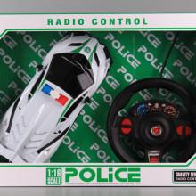Радиоуправляема кола с волан
