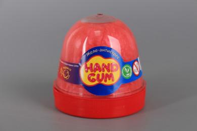 Дъвка за ръце - червена