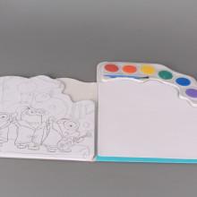 Комплект за оцветяване MINIONS