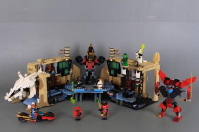 Конструктор Нинджа-1307 елемента