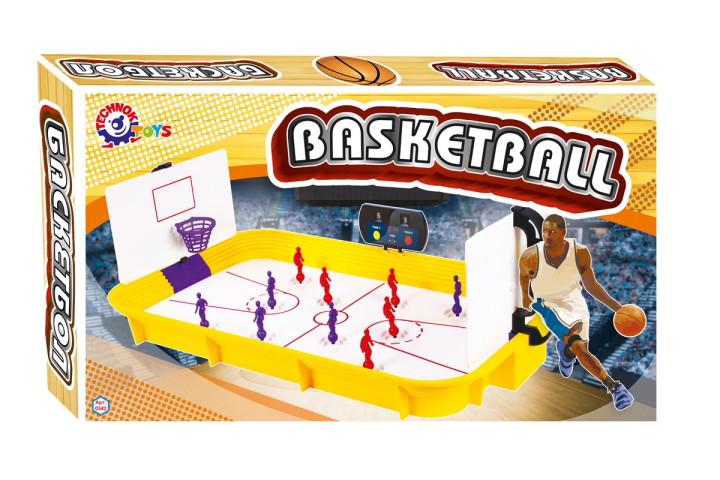 Игра Баскетбол с пружини