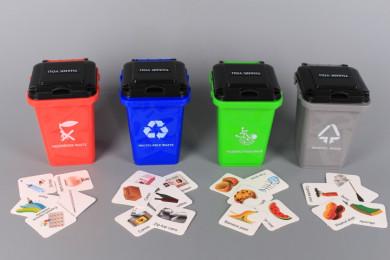 Игра Сортиране на отпадъци