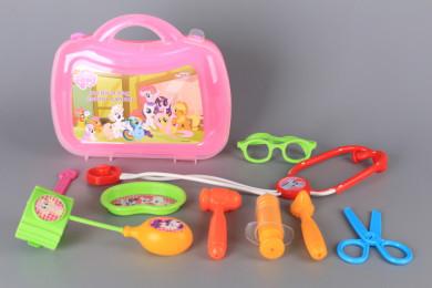 Докторско куфарче My Little Pony -10 ел.