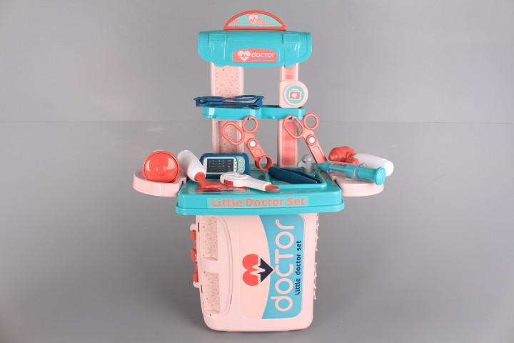 Куфар Докторски комплект - 3 в 1