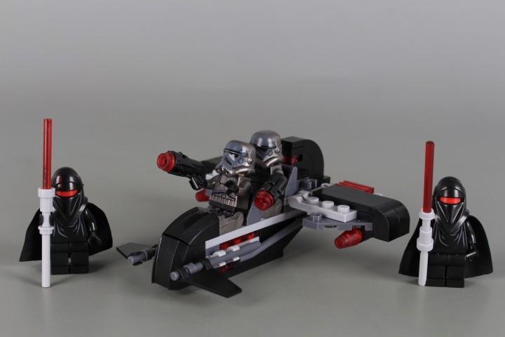 Конструктор Космически кораб-95 елемента