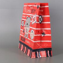 Подаръчна торбичка бебешка-26*13*32 см