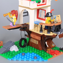 Конструктор Пиратски приключения (3 в 1)-268 елемента