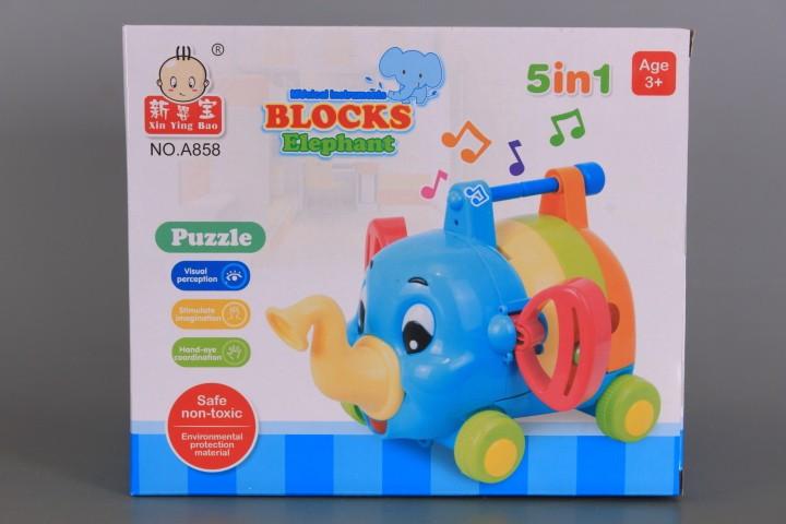 Слонче-музикални инструменти