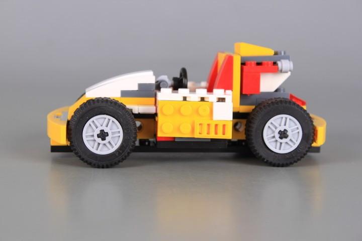 Конструктор 3 в 1-121 елемента
