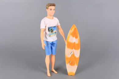Кукла сърфист