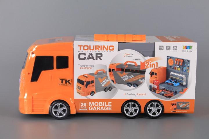 Камион-автосервиз