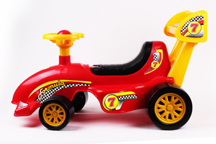 Кракомобил Формула-71 см.
