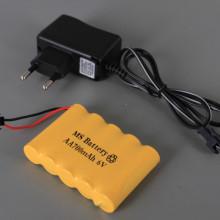 Радиоуправляема кола с инфраред и зареждащи се батерии
