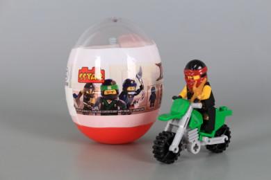 Конструктор Нинджа с мотор в яйце