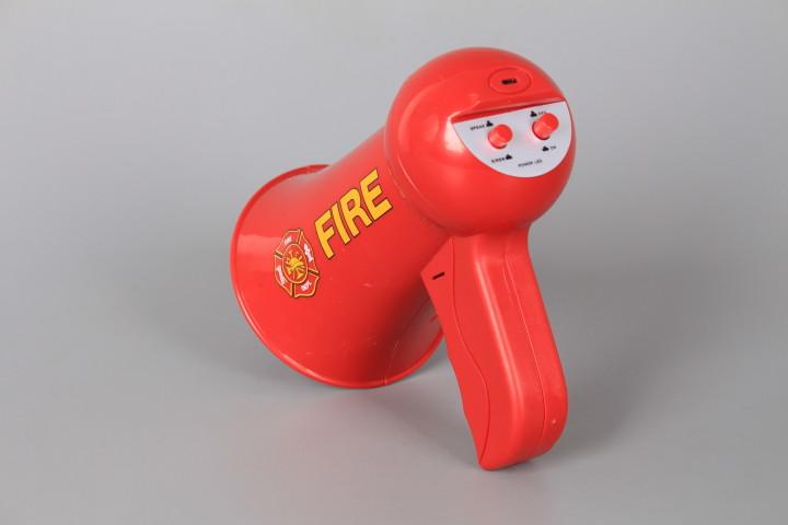 Мегафон пожарникарски