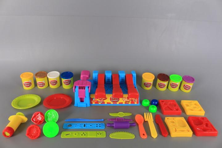 К-т моделин и машина за бургери