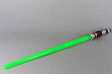 Джедайски меч със звукови и светлинни ефекти